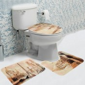 Bathmats, Rugs & Toilet Covers (0)