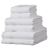 Linens Limited Supreme 100% Egyptian Cotton 6 Piece Hotel Towel Set